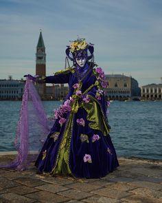 Die Orchideen-Frau Else #venedig #venice #karneval #masken #maske #mask #verkleidung #2017