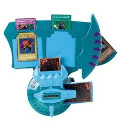 Yu-Gi-Oh Chaos Duel Disk Accessory: Amazon.co.uk: Toys & Games