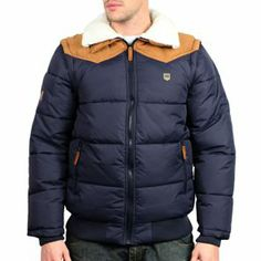 Hollis Jacket Blue