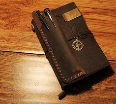 https://www.etsy.com/listing/193169302/dark-brown-compass-journal-handmade?ref=listing-9