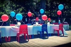 We aspire to create events that harmoniously tell a story of those being celebrated, exceeding expectations, and leaving your guests mesmerized. 1st Birthday Parties, Airplane, Events, Table Decorations, Weddings, Party, Plane, Happenings, Bodas