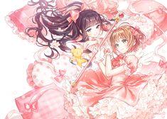 e-shuushuu kawaii and moe anime image board Cardcaptor Sakura, Sakura Kinomoto, Anime Sakura, Manga Anime, Sakura Sakura, Sakura Card Captors, Chibi, Anime Sisters, Tamako Love Story
