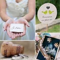 EASY WAYS TO HAVE A FRENCH CHIC WEDDING