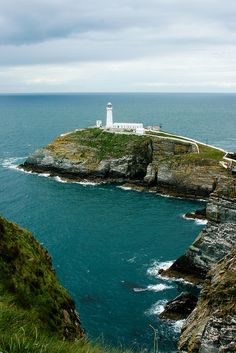 South Stack Lighthouse (South Stack, Wales, UK)