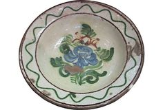 Belgian Pottery Bowl