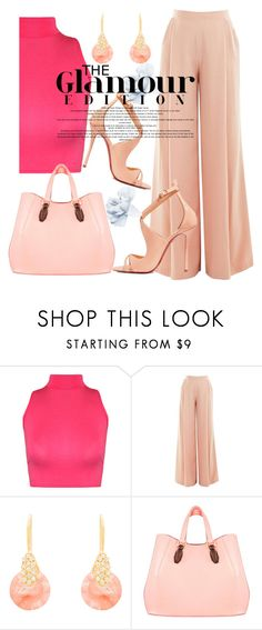 """Untitled #719"" by pesanjsp ❤ liked on Polyvore featuring WearAll, Victor Xenia, Atelier Mon, Aevha London and Christian Louboutin"