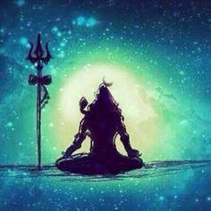Shiva - Mahadeva Shiva Art, Shiva Shakti, Hindu Art, Shiva Hindu, Indian Gods, Indian Art, Lord Shiva Hd Wallpaper, Shiva Tattoo, Lord Shiva Painting