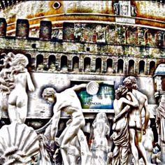 Roma. Castel S.Angelo