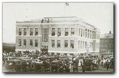 The History of Chinook, Montana