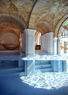 Swim inside