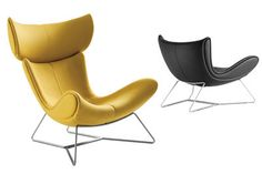 The Imola Chair @ BoConcept Houston Office Furniture Design, Furniture Styles, Chair Design, Cool Furniture, Sofa Chair, Armchair, Boconcept, Scandinavian Furniture, Furniture Upholstery