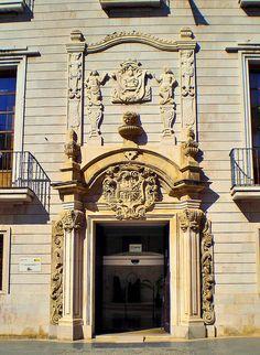 Portal en Orihuela