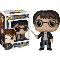 HARRY POTTER - Harry, 01