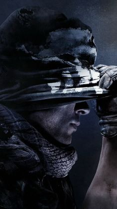 Now playing Call of Duty Ghosts