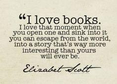 I ❤️ books!