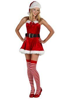 4f9a1f8078 Sexy Christmas Costume