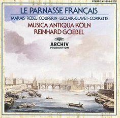 La Sonnerie de Sainte-Geneviève du mont de Paris - Musica Antiqua Köln / Henk Bouman / Reinhard Goebel
