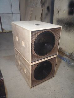 Best 18 Inch Bass Woofer Subwoofer Speaker Cabinet Box Hi 400 x 300