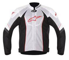 Alpinestars MENS T-GP-R AIR TEXTILE JACKET from St. Boni Motorsports. $249.95