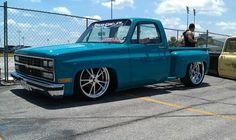 The Low-Life of SQUARE BODY Chevrolet/GMC Truck Page
