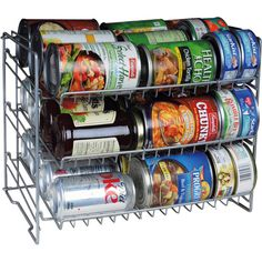 $24 walmart Shop for the Atlantic 3-Tier Can Rack at an always low price from Walmart.com. Save money. Live better.