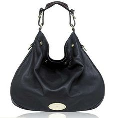 Mulberry Hobo Mitzy Black Buffalo Bag - just treated myself to this! 4917a5870daae