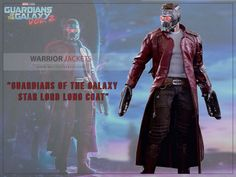 Here is the amazing Guardians of the Galaxy vol 2 Star Lord coat