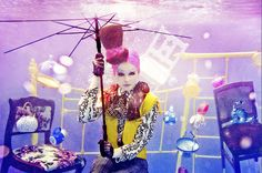 'welcome to the tea party (Beth Mitchell Photography)' Beth Mitchell is an amazing Art/Fashion photographer represented at Tosari Galleries