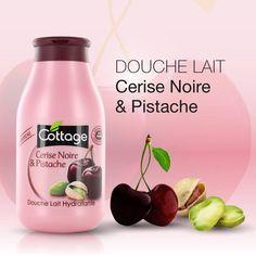 Douche Lait Hydratante - Cerise Noire & Pistache - Par Cottage