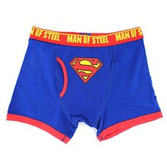DC Comics Mens Boxer Briefs (M 32/34, Superman) DC Comics http://www.amazon.com/dp/B00NQBT114/ref=cm_sw_r_pi_dp_V4rpub0NV6G5E