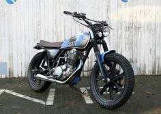 1983 Yamaha SR500  - Koen Tubee - The Bike Shed
