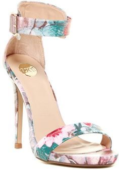 EXE Silvia Ankle Strap Dress Sandal