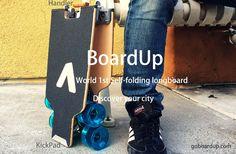 #Giveaway #Win BoardUp:World 1st self-foldable skateboard from @lubinwang https://wn.nr/rGRtyM