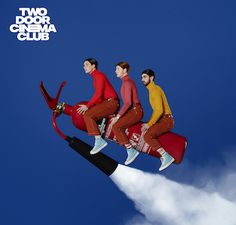 Two Door Cinema Club Album Cover and Identity on Behance Two Door Cinema Club, Pose Reference Photo, Face Reference, Album Cover Design, Music Album Covers, Web Design Agency, Light Of My Life, Creative Photography, Editorial Photography