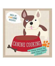 Dog food recipes to try this summer kong stuffing recipes canine take a look at this canine cooking recipe book today forumfinder Image collections
