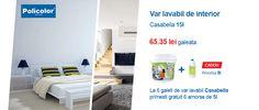 Var lavabil de interior Spor Casabella