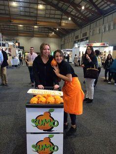 Sumo Citrus - Enormously Good to Eat #sumocitrus #sumoselfie