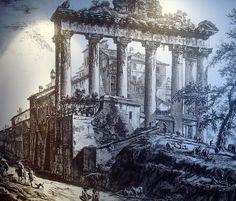 Temple of Saturn.