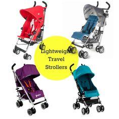 Favorite lightweight travel strollers
