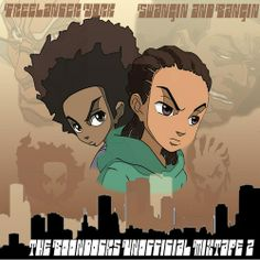 The Boondocks All Grown Up Brown Faces In Anime Pinterest The O 39 Jays And All Grown Up