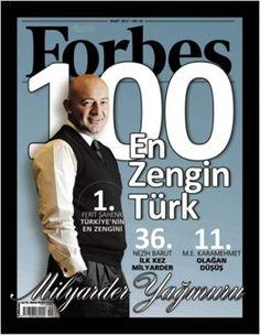 Türkiye'nin en zengini Ferit Şahenk