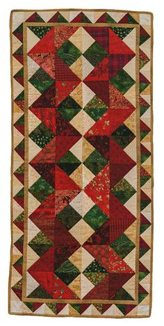 Additional Images of Holiday Cheer Quilts by Various Authors - ConnectingThreads.com