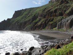 Playas Ruta Santa cruz Sur, Playa Las Gaviotas
