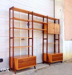 Amostra recheio nº 5 estante nordico retro olaio vintage Lisboa - imagem 4