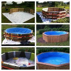 Swimming pool*