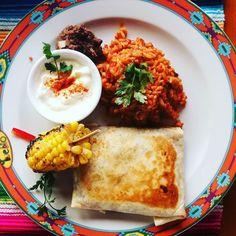 Chimichanga! <3  #chimichanga #deadpool #food #foodporn #mexico #mexican