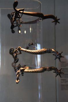 Kaiserburg-Museum(Nürnberg), spurs
