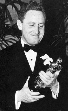 spencer tracy | And The Award Goes To... Spencer Tracy!""