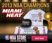 Online Mega Mall MyReviewsNow.net and Partner NBA Store Join Together to Congratulate 2013 NBA Champion Miami Heat - PR.com