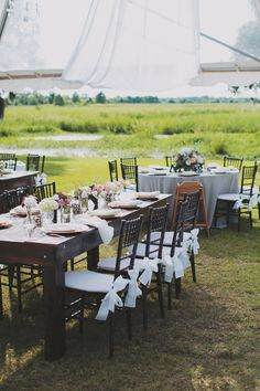 MYRTLE BEACH WEDDINGS - Litchfield Plantation Wedding in Pawleys Island, SC by Gigi Noelle Events, Alixann Loosle Photography, Corina Silva Decor and Croissant Bistro and Bakery